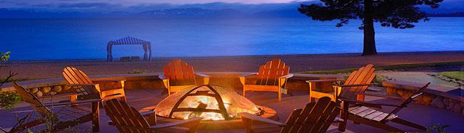 Lake Tahoe lodging, hotels, cabins, vacation rentals and